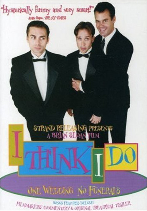 A screwball comedy about a gay couple at a straight couple's wedding.
