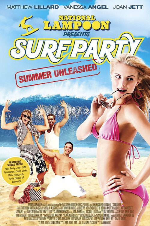National Lampoon Presents: Surf Party (2009)