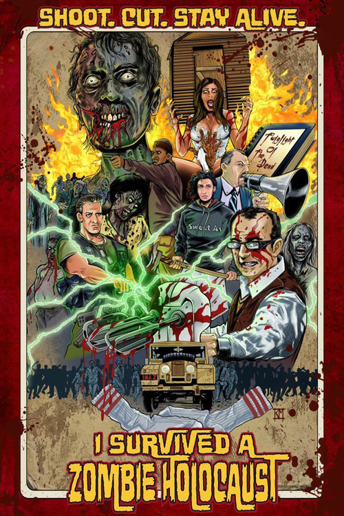 What Is My Movie Zombie Romance